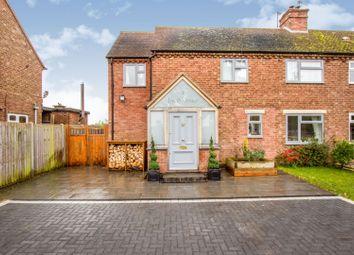Thumbnail 4 bed semi-detached house for sale in Heath Terrace, Warwick