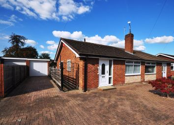 Thumbnail 2 bed semi-detached bungalow for sale in Fraser Court, Handbridge, Chester