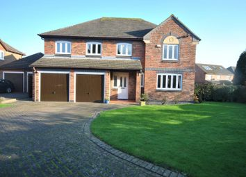 Thumbnail 5 bed detached house to rent in Brook Lane, Loughborough