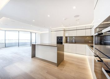 Thumbnail 3 bed flat for sale in Corniche, Albert Embankment, London