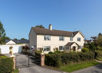 4 bed detached house for sale in Back Lane, Nomans Heath, Malpas SY14