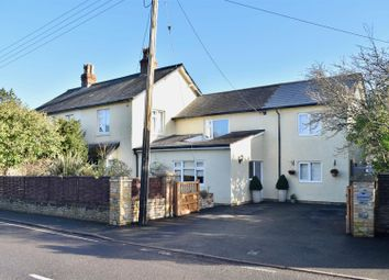 Thumbnail 4 bed semi-detached house for sale in Corfe, Taunton