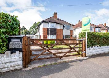 Pierce Avenue, Solihull B92. 2 bed semi-detached house