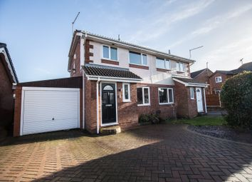 Thumbnail 3 bed semi-detached house for sale in 3 Boundary Walk, Brinsworth