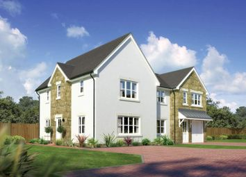 "Thumbnail 3 bed end terrace house for sale in ""Castlewellan"" at Hunter Street, Auchterarder"