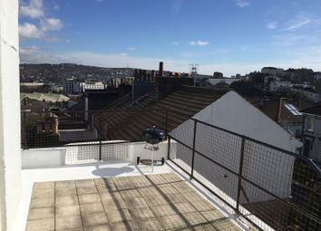 Thumbnail 1 bed flat to rent in Stanford Road, Brighton