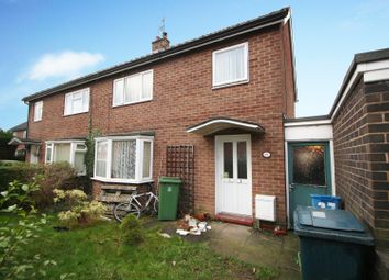 Thumbnail 3 bed semi-detached house for sale in York Road, Shrewsbury, Shropshire