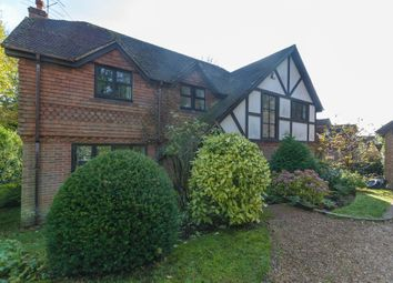 Thumbnail 5 bed detached house to rent in Boundary Road, Rowledge, Farnham