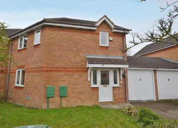 Thumbnail 3 bed semi-detached house for sale in Brearley Avenue, Oldbrook, Milton Keynes, Buckinghamshire