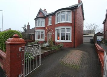 Thumbnail 4 bed property for sale in Warbreck Hill Road, Blackpool