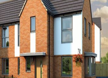 Thumbnail 3 bedroom detached house for sale in Harden Road, Walsall
