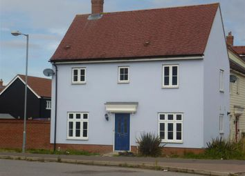Thumbnail 3 bedroom detached house to rent in Washington Drive, Watton, Thetford