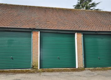 Thumbnail Parking/garage for sale in Woodstock Road North, St.Albans