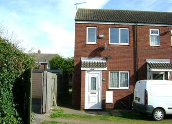 Thumbnail 2 bed end terrace house for sale in Bainbridge Avenue, Hull