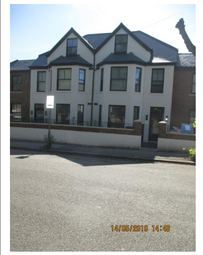 Thumbnail 1 bed flat to rent in 3 Priory Avenue, High Wycombe