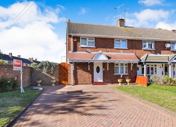 Thumbnail 3 bedroom end terrace house for sale in Bewdley Drive, East Park, Wolverhampton