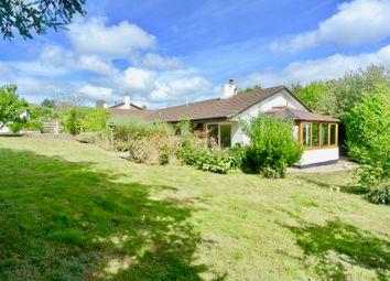 Thumbnail 4 bed detached bungalow for sale in Blackawton, Totnes, Devon