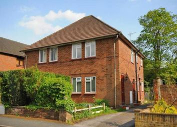Thumbnail 1 bed maisonette to rent in Cromwell Road, Camberley