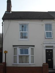 Thumbnail 1 bed semi-detached house to rent in Spring Road, Ipswich