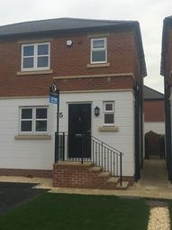 Thumbnail 3 bed semi-detached house to rent in 15 Lock Lane, Doncaster, South Yorkshire