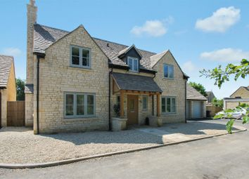 Thumbnail 4 bed detached house for sale in Gretton Fields, Gretton, Cheltenham