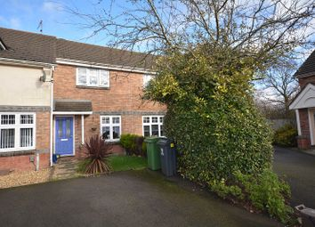 Thumbnail 2 bedroom terraced house for sale in Lodwick Rise, St. Mellons, Cardiff.
