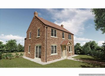 Thumbnail 3 bed semi-detached house for sale in Laughton Road, Blyton, Gainsborough