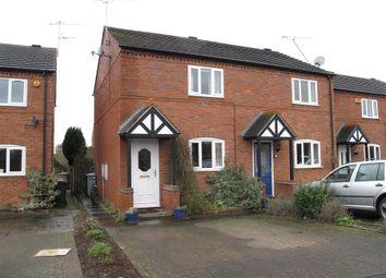 Thumbnail 2 bedroom semi-detached house to rent in St Matthews Close, Haslington