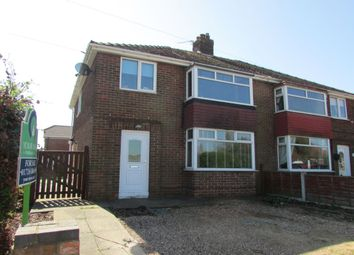 Thumbnail 3 bed semi-detached house for sale in Rochdale Road, Scunthorpe
