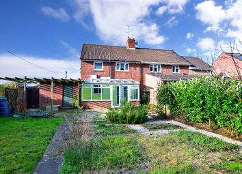 Thumbnail 1 bed maisonette for sale in Grange Close, Leybourne, West Malling, Kent