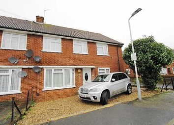 Thumbnail 2 bed maisonette for sale in Worcester Road, Uxbridge