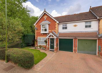 Thumbnail 3 bed semi-detached house for sale in Pippin Way, Kings Hill, West Malling