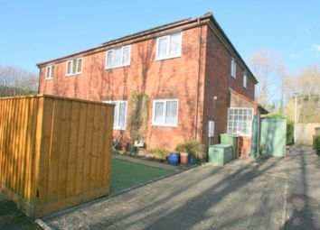Thumbnail 2 bed semi-detached house for sale in Marsh Close, Plymouth