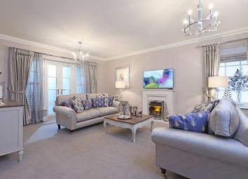 Thumbnail 3 bed flat for sale in Portsmouth Road, Cobham