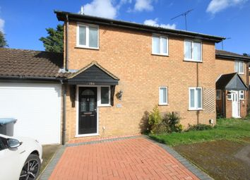 Thumbnail 3 bed end terrace house to rent in Rodeheath, Leagrave, Luton