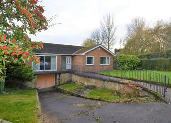 Thumbnail 3 bed detached bungalow to rent in Tideswell Close, Staveley, Chesterfield