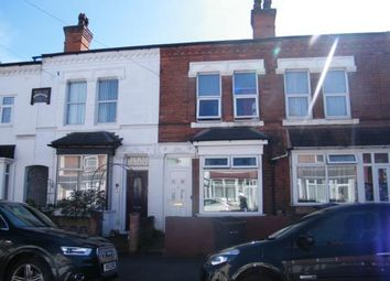 Thumbnail 3 bed terraced house for sale in Frances Road, Kings Norton, Birmingham, West Midlands