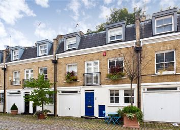 Thumbnail 3 bed mews house to rent in Elnathan Mews, London