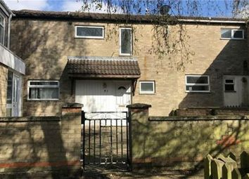 Thumbnail 3 bed terraced house to rent in Stamford Walk, Corby, Northamptonshire