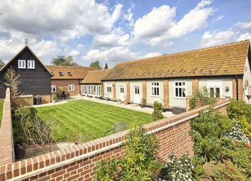 Thumbnail 5 bedroom detached house for sale in Moor Place Park, Much Hadham