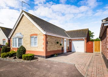 Thumbnail 3 bed detached bungalow for sale in Richard Crampton Road, Beccles