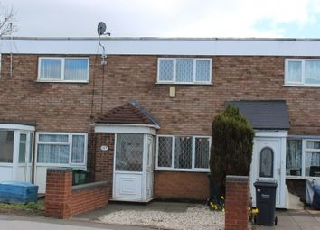 Thumbnail 2 bed terraced house to rent in Spon Lane, West Bromwich