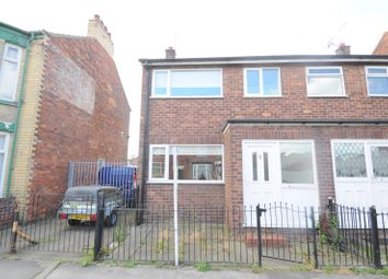 Thumbnail 3 bedroom semi-detached house for sale in Aberdeen Street, East Hull