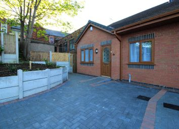 Thumbnail 2 bed semi-detached bungalow for sale in Rowland Street North, Manchester, Greater Manchester