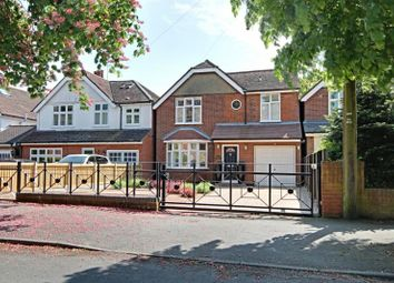 Thumbnail 4 bed detached house to rent in Thorley Park Road, Bishops Stortford, Herts