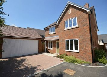 Thumbnail 4 bed detached house for sale in Millway Furlong, Haddenham, Aylesbury