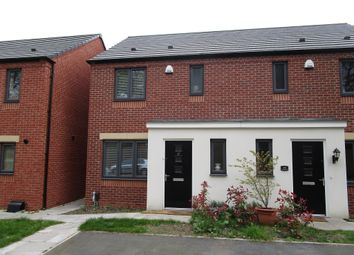 Thumbnail 3 bed semi-detached house for sale in Kirkwall Crescent, Ettingshall Place, Wolverhampton