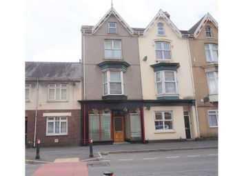 Thumbnail 4 bed terraced house for sale in Station Road, Llanelli
