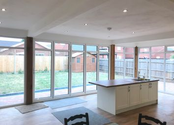 Thumbnail 5 bed detached house to rent in St Johns, Enderby, Leicester