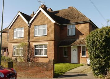 Thumbnail 3 bed semi-detached house to rent in Spot Lane, Bearsted, Maidstone